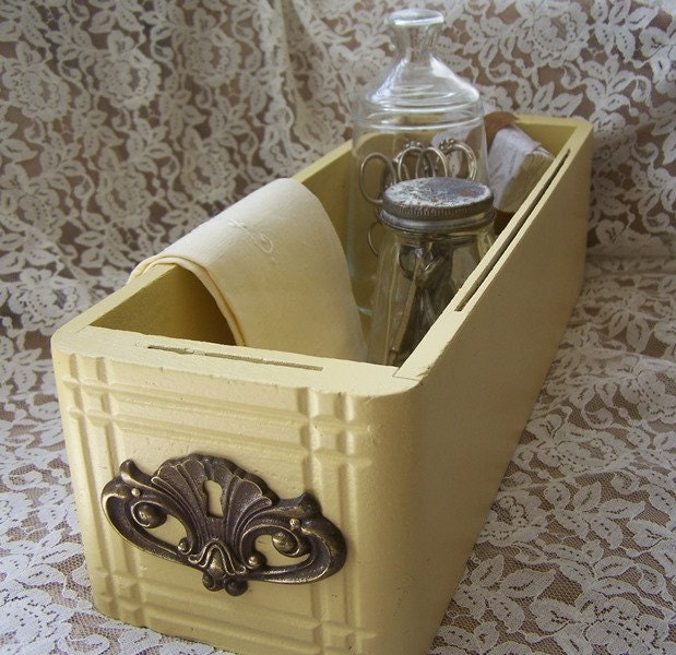 yellow sewing machine