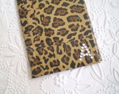 Duct Tape PERSONALIZED BRIDESMAID LEOPARD Duct Tape Wallet
