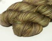 Maryjane fingering yarn - Cashmere and Swiss Silk - 110g (440m)