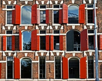 Red Shutters Amsterdam, Netherlands