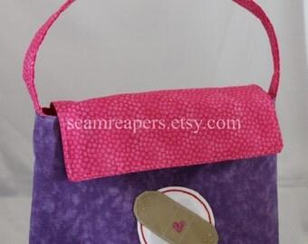 Doc McStuffins inspired bag