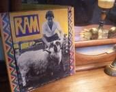 On Sale Vintage Paul McCartney RAM Beatles Apple Vinyl Album Online Vintage, vintage clothing, original recording, vinyl