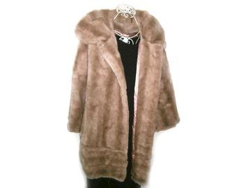 Glamourous Faux Fur Jacket