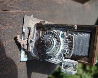 Vintage Photo Camera Pencil Sharpener 1920's Replica Antique Camera Antique Photos 108