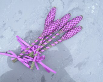 Lavender Wands - Violet Small