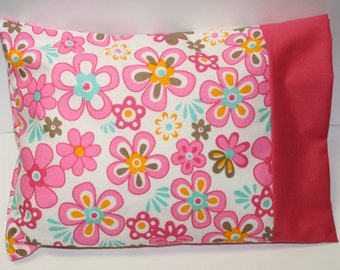 """Doll Pillow and Pillowcase Size 8 1/2"""" X 6 1/2 """" Can be made in other size"""