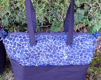 Soft and Sturdy Customizable Fabric Tote Bag
