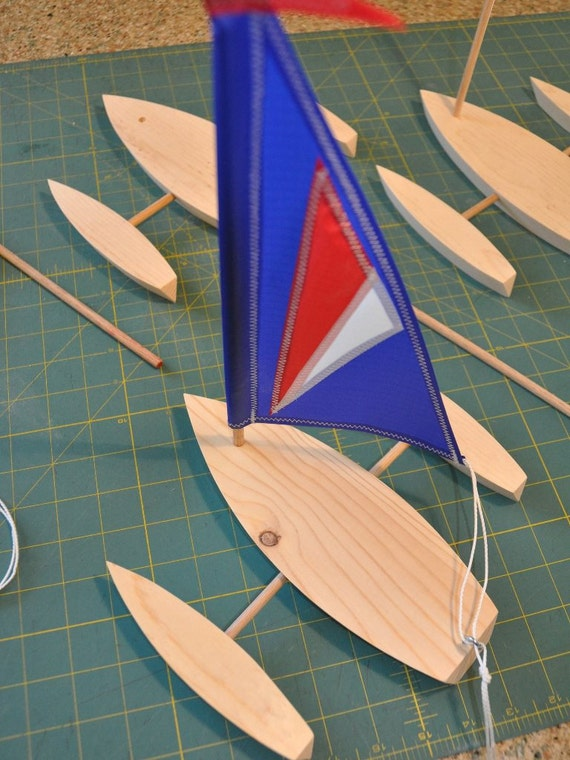 Large Catamaran Sailboat Kit
