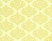 Amy Butler Midwest Modern II Park Fountains Yellow 1 Yard