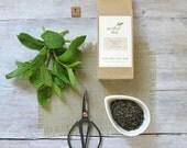 Moroccan Mint Green Tea • 4 oz. Kraft Bag • Loose Leaf Blend of Chinese Gunpowder w/ Spearmint