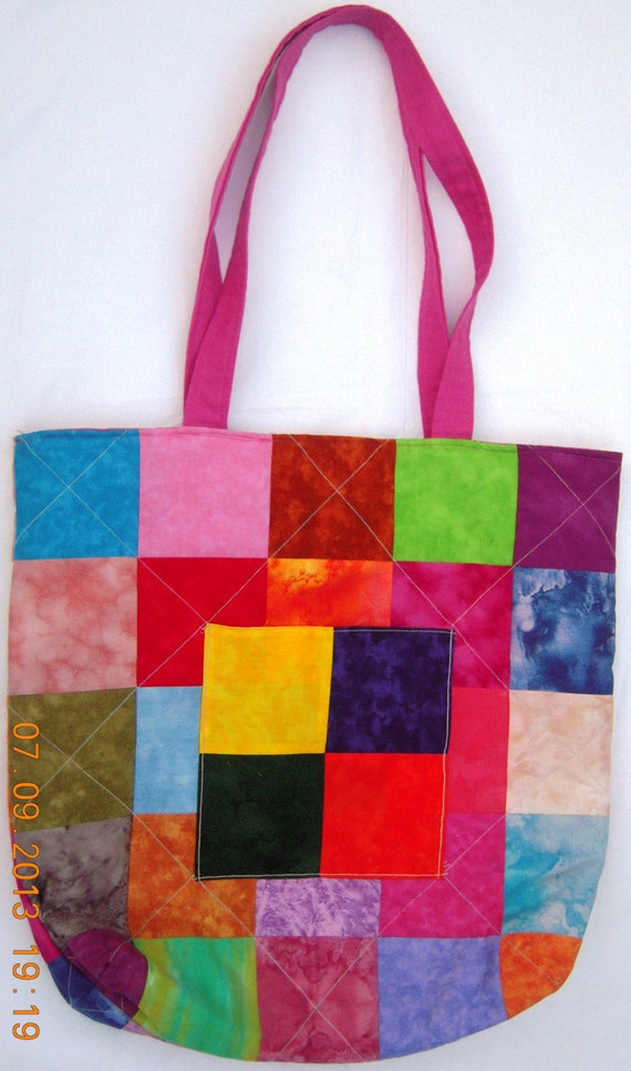 handmade quilted handbags - photo #41
