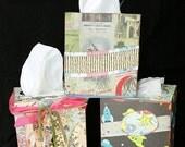 Kleenex Tissue Box Cover, .SVG File