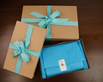 Gift Wrapping for Cutting Boards and Blocks