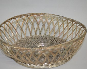 Wire basket 3813, Japanese antiques