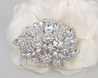 Melanie - Austrian Rhinestone Bridal Comb