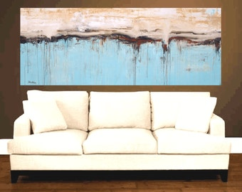 """painting 72""""  abstract art   large abstract  painting, Acrylic painting ,Wall Decor, wall hangings from   Jolina Anthony"""