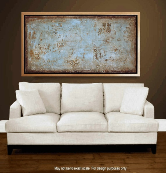 PAINTING with golden framed original  textured Painting abstract painting  art from jolina anthony fast and free shipping