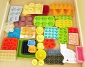 Soap Molds, Wholesale Lot, Soap Making Molds, Silicone Molds