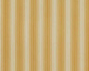Stripes in Maize, 1 Yard, Bungalow, Joel Dewberry, Quilting Cotton
