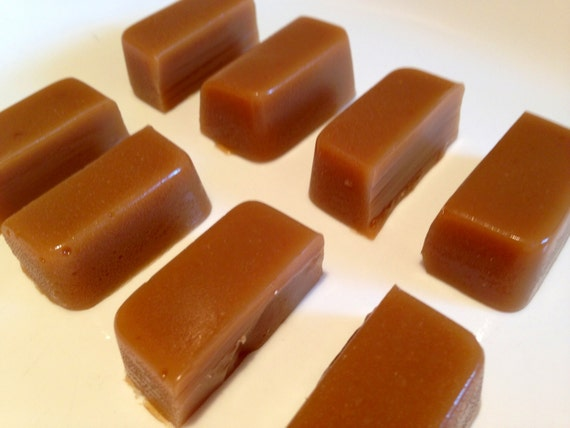Irish Cream Caramels 1/2 pound listing
