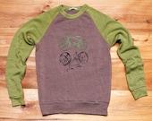 goin for a ride Bicycle Sweater, Color Block Shirt, Bike Shirt, Soft Sweatshirt