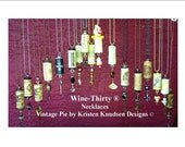 Necklace Wine-Thirty Cork Necklace WHOLESALE