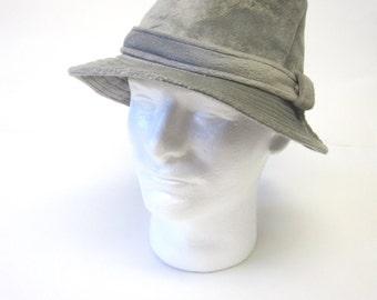 Bucket Fishermans Hat Gray