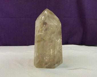 Large Citrine/Quartz Crystal