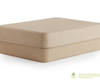 X-LARGE (GK-007) - Eco Friendly and Stylish Green Packaging for Gift Boxes, Wine Sets, Candles, Lotions and more...