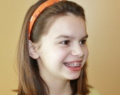Clemson University Tigers Headband/Hair Accessory