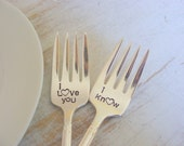 Wedding Forks Star Wars themed Wedding Forks