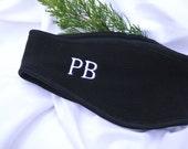 Men's Gifts, Personalized Fleece Winter Headband