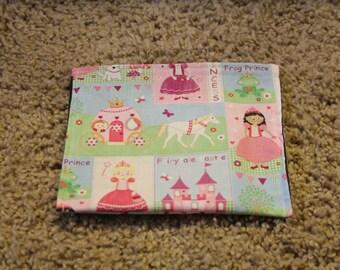 Reusable Sandwich Bag-Princess