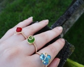 The Legend of Zelda® Three Ring Set
