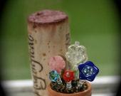 Teeny Weeny Flower Pots
