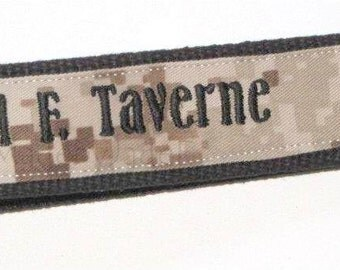 MARINE Key FOB Last Name