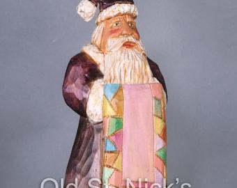 Santa Carving 1312