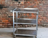 Stainless Steal Cart
