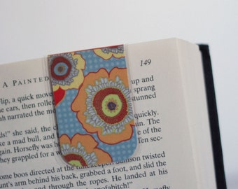 how to make laminated magnetic bookmarks