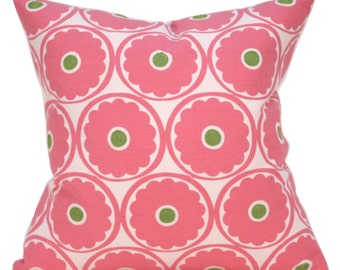 Pillow - Throw Pillow - Pink Pillow