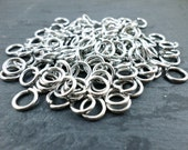 Stainless Steel Jump Rings for Chainmaille 16 Gauge 1/4 inch 6mm