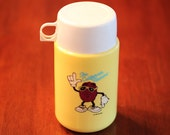 Vintage 1987 California Raisin Thermos
