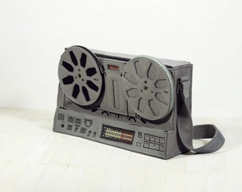 Reel-to-Reel Bag AKAI-77 Purse