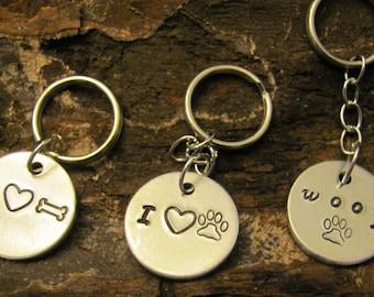 Custom Collar Charms or Key Chains