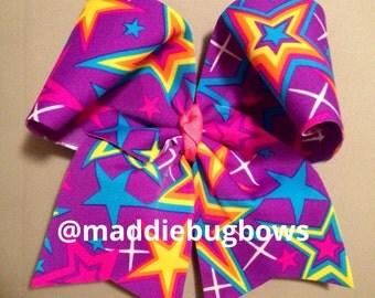 Starstruck Cheer Bow