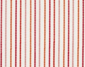 Baby Striped Flannel Fitted Crib Sheet
