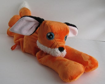 Plush Fox HEATING PAD Pattern - Digital Download