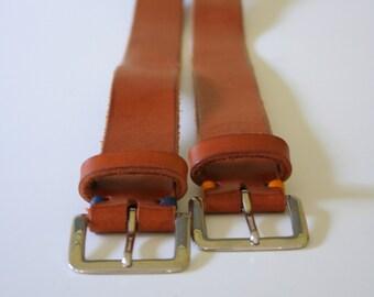 Handmade Full Grain Leather Belt