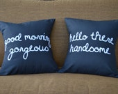 """18""""X18""""  Good Morning Gorgeous 