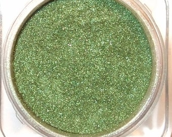ENVY Mineral Eye Shadow 3 Grams or 5 Grams Shimmering Green